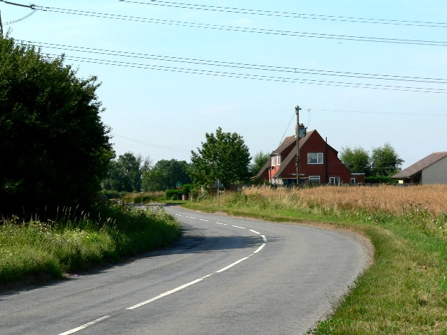 The Strensall To Sheriff Hutton Road