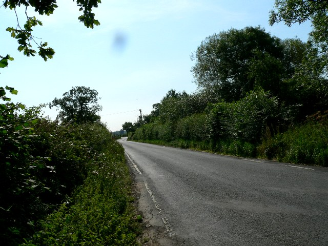 The West Lilling To Flaxton Road