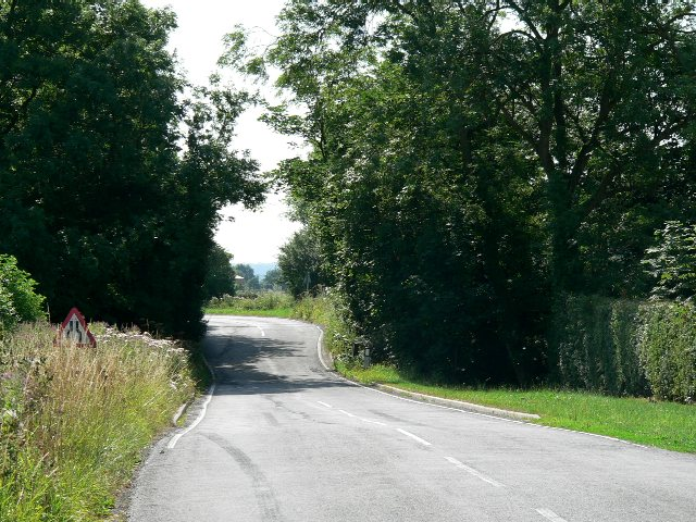 The Road To West Lilling