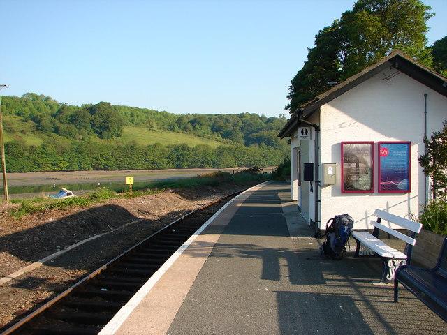 Looe Station