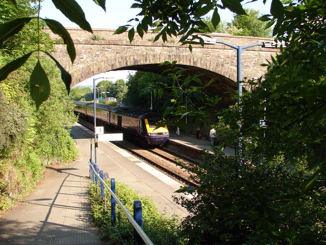 Liskeard Main-line Station