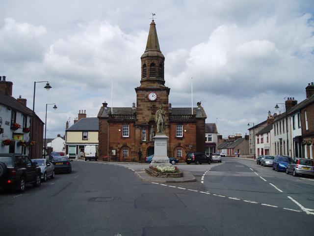 Lochmaben Town Hall