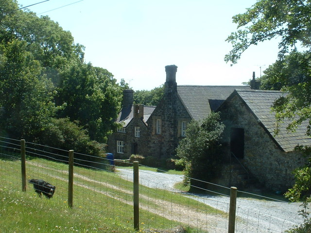 Meillionydd Mawr farm