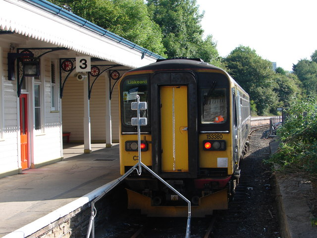 Liskeard Station
