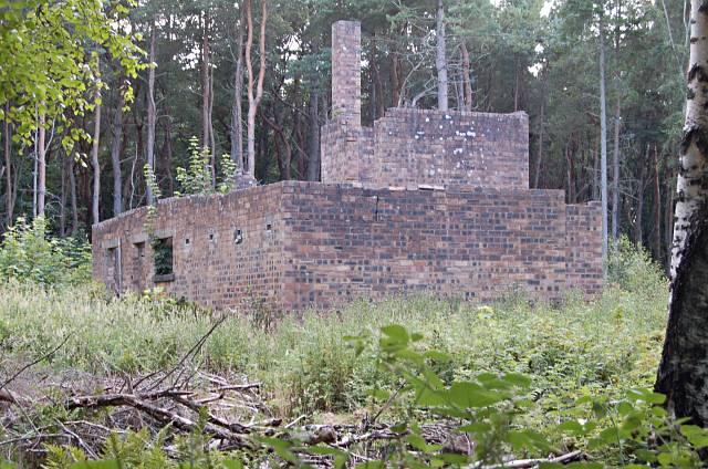 Polish Army building, Tentsmuir