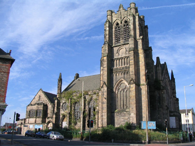Oxton Congregational Church