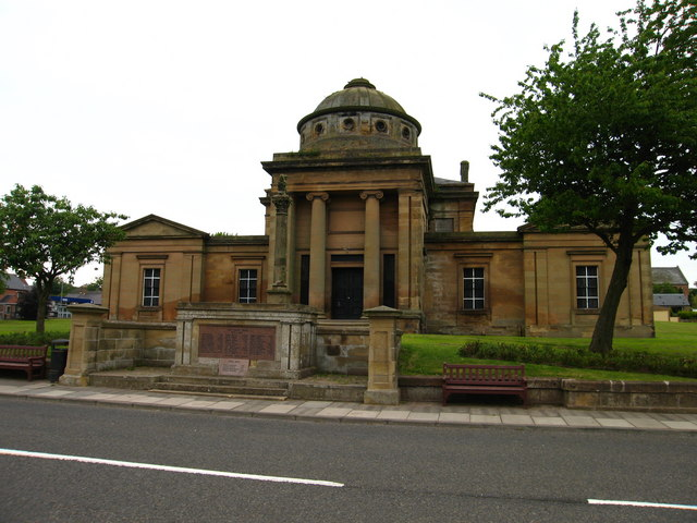 Greenlaw Town Hall