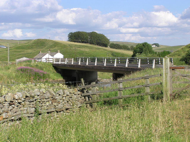 Harwood Beck Bridge