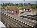 TQ0379 : Iver railway station by Nigel Cox