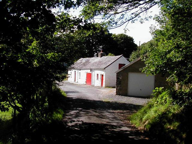 Shepherds Cottage, Cwm Rheidol