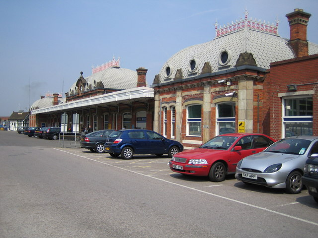Slough railway station