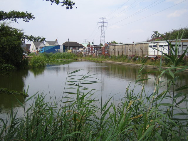 Grand Union Canal (Slough Arm)