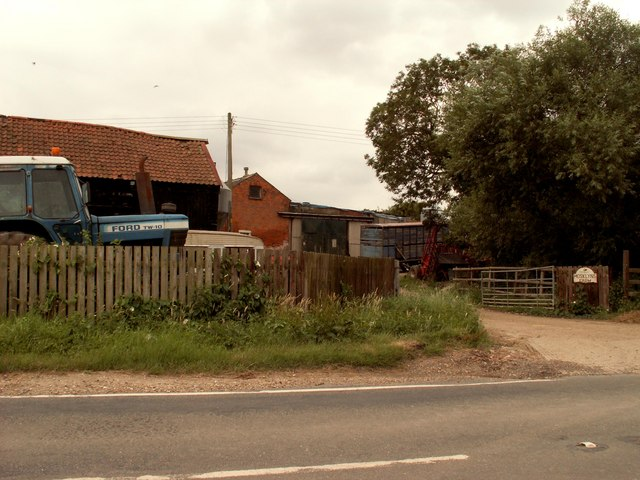 Mosklyns Farm near Purleigh, Essex