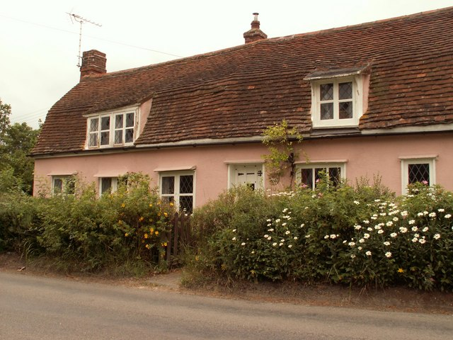 Old Cottage at Purleigh, Essex