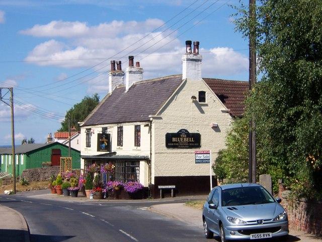 The Blue Bell Inn, Arkendale