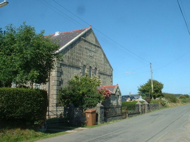 Rhydlios Chapel