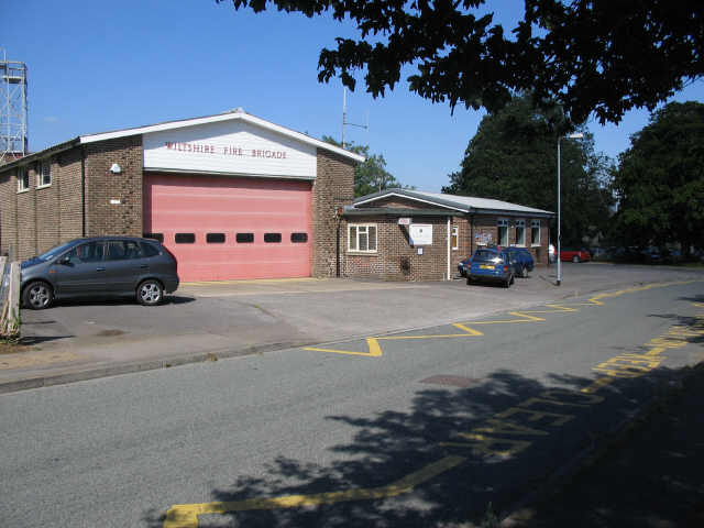 Corsham Fire Station