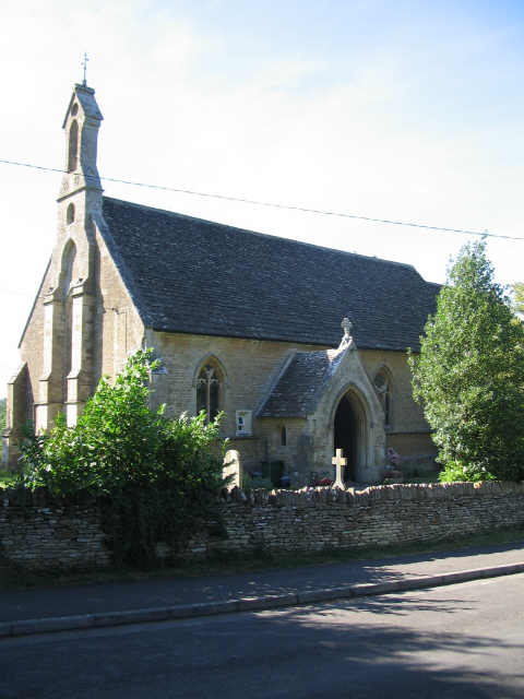 St. Philip and St. James, Neston