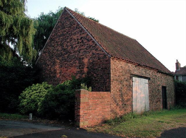 Former Wesleyan Chapel, Keyingham