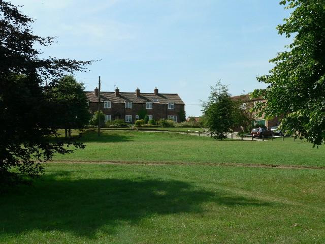 The Village Green, Sheriff Hutton