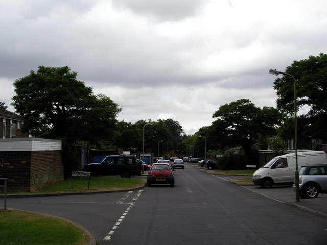 Quilter Road, Brighton Hill, Basingstoke