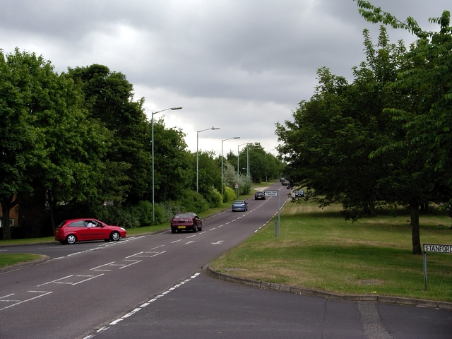 Brighton Way, Basingstoke