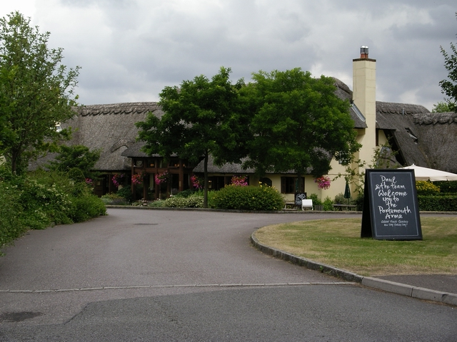 The Portsmouth Arms, Hatch Warren, Basingstoke