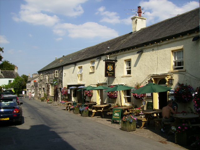 The Cavendish Arms in Cartmel
