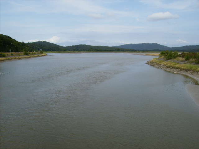 The Leven Estuary