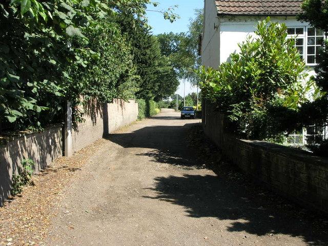 Nether Cantley Lane