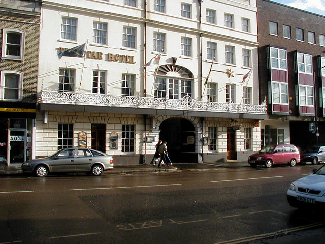 The Star Hotel, Southampton