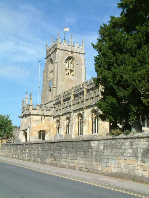 Church at Winchcombe