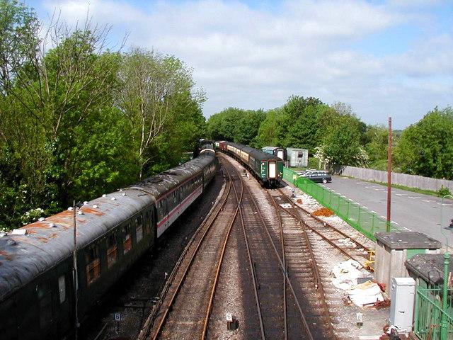 Mid-Hants Railway, Alresford