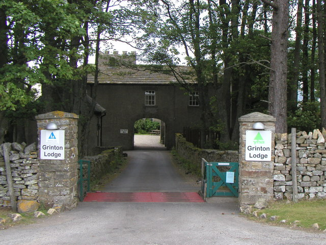 Grinton Lodge Youth Hostel