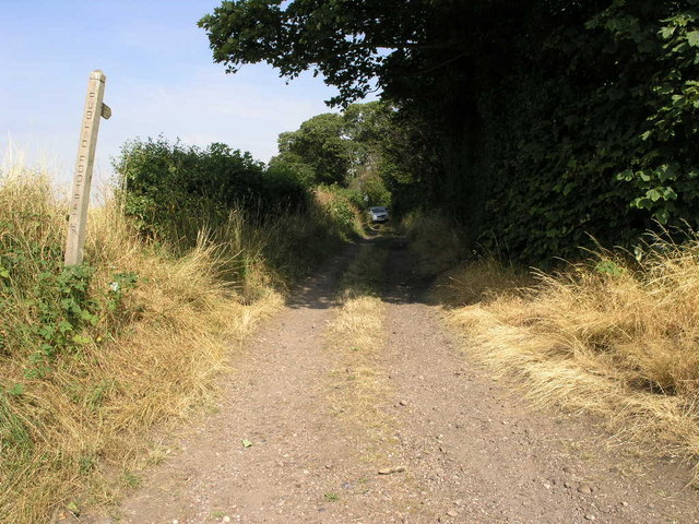 Footpath to Stonnall