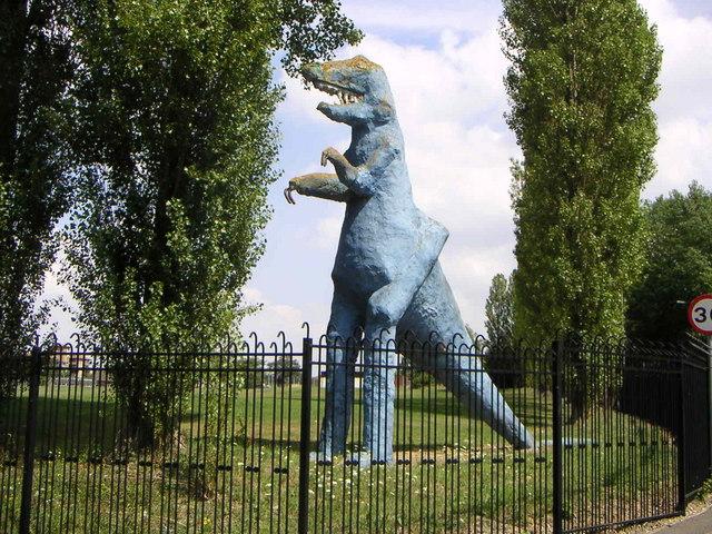 Large Dinosaur