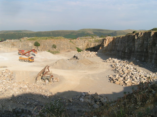 Quarry, Smalldale