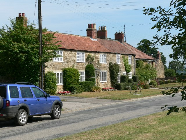Cottages In Bulmer