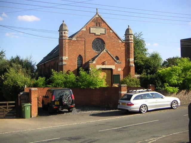 Methodist Church, Drayton Parslow