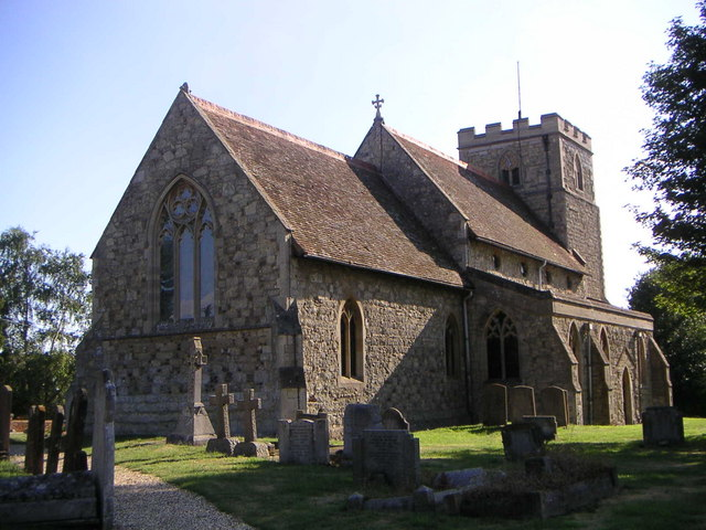 Mursley Church