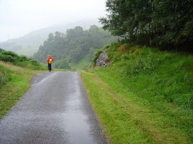 Katrine road