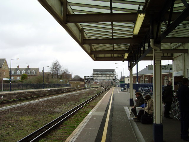 Canterbury West railway station