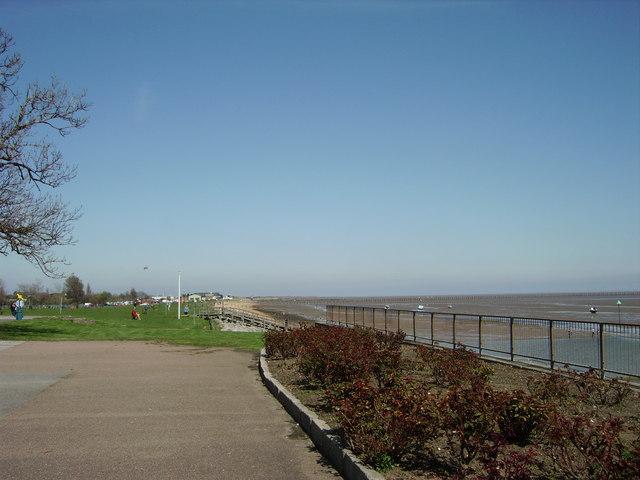 Seafront, Shoeburyness