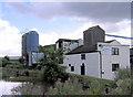 SJ5675 : Kingsley Mill, Kingsley, Cheshire by Alan Godfree