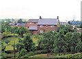 SJ5573 : Beech Farm Nr Kingsley, Cheshire by Alan Godfree
