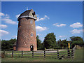 SK4117 : Hough Tower Mill, Swannington by Mark Anderson