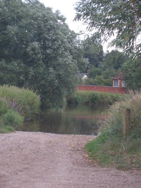 Ford at Little Packington by John Evans on www.geograph.org.uk