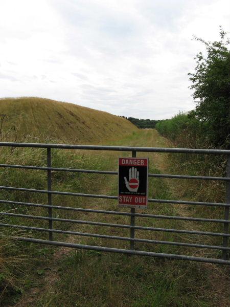 Quarry near Cuckney Hay Wood