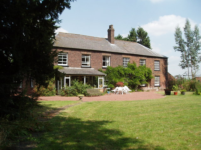 Farm House, Aston Heath Farm