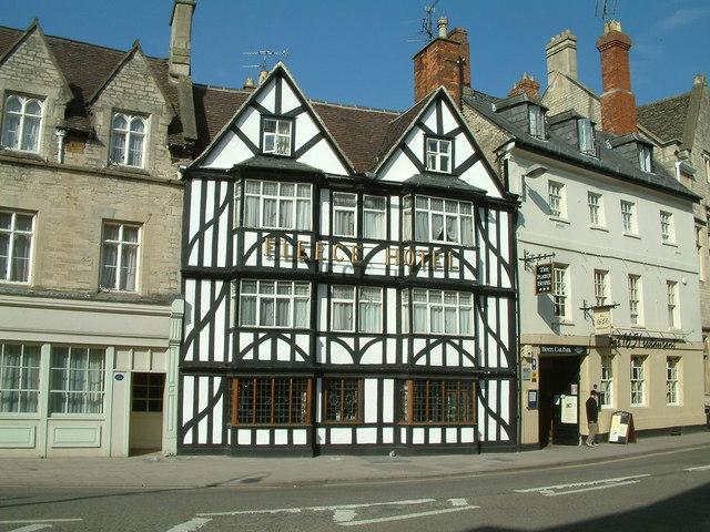 Cirencester The Fleece Hotel